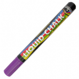 Violet Rainbow chalk 5mm Chisel Nib Liquid Chalk Marker